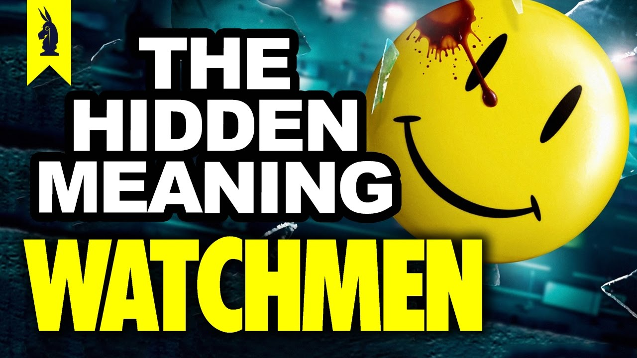 A Hilarious Alien Perspective on the Hidden Meaning Behind 'Watchmen'