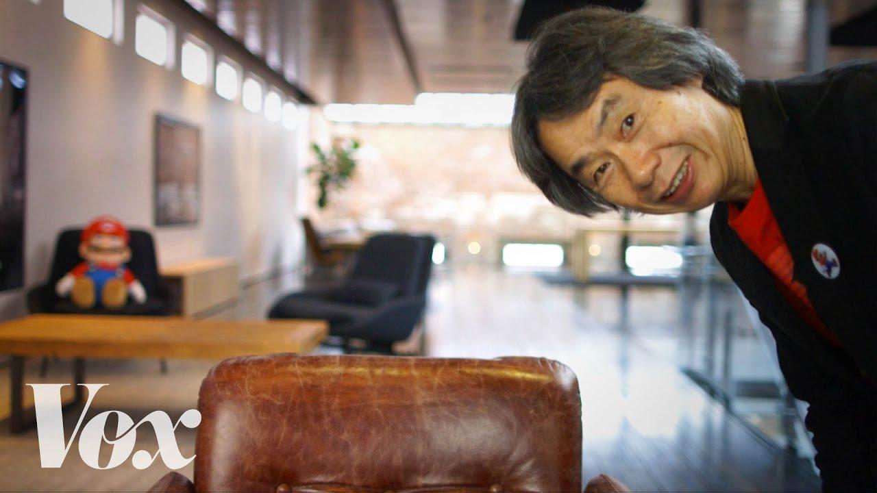 A Look at How Super Mario Bros. Inventor Shigeru Miyamoto Designs a Game