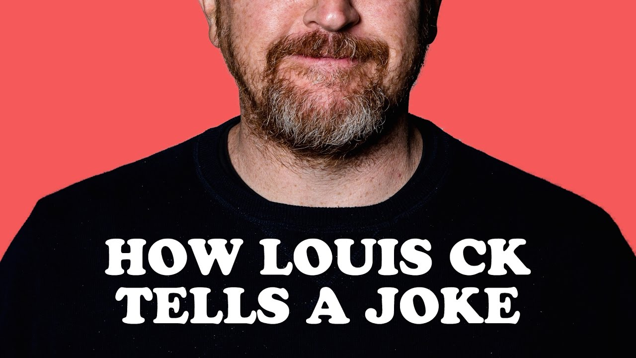 Dissecting a Louis C.K. Joke to Highlight How Well the Comedian Uses Language to Create Humor