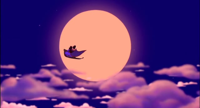 A Supercut of Some of the Most Beautiful Scenes From Animated Disney Films