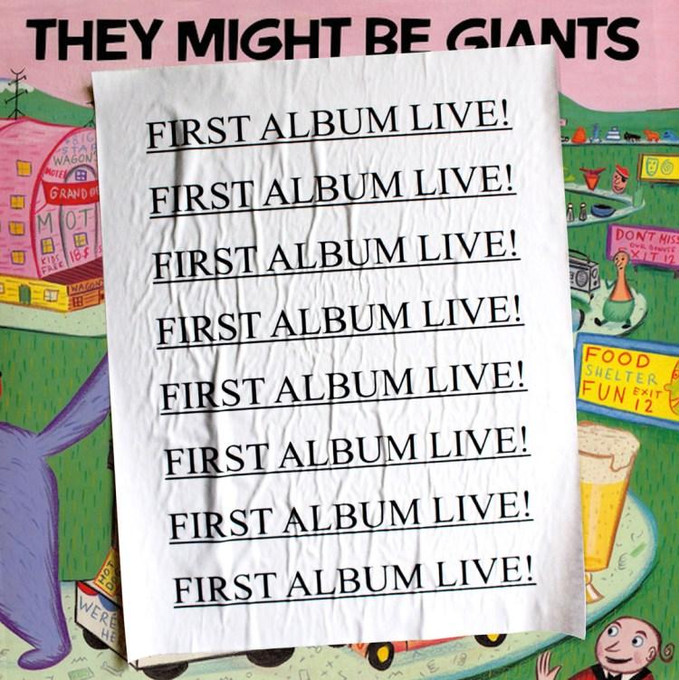 First Album Live