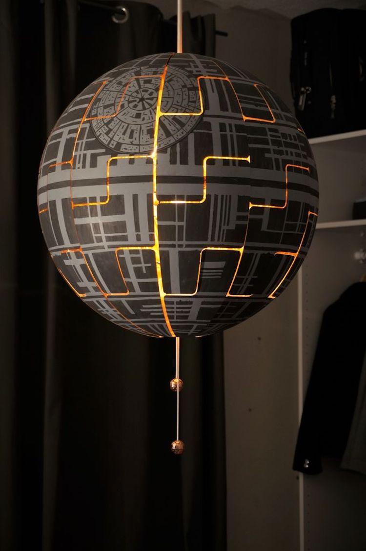 Hanging Death Star