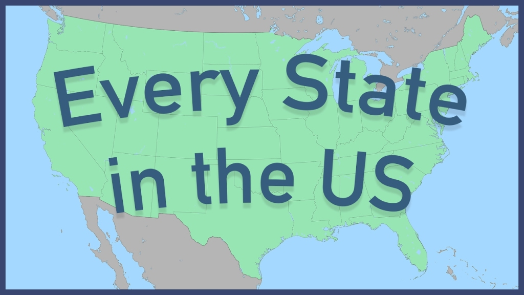 Interesting and Unusual Facts About Every State in the United States