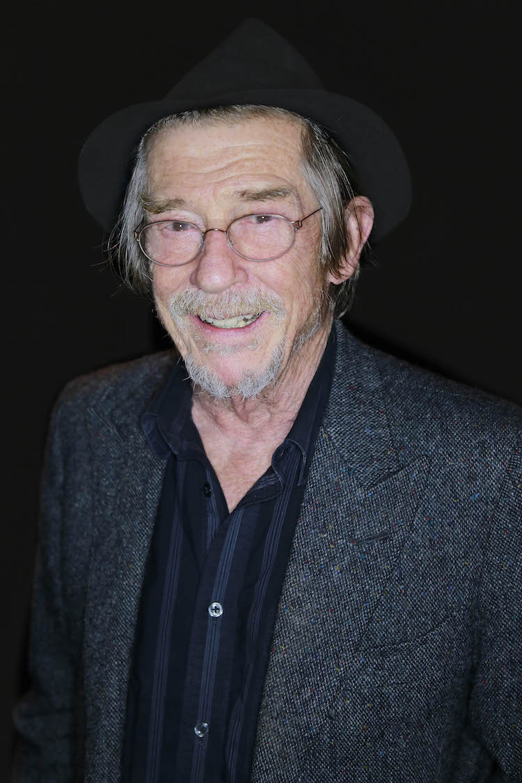 Sir John Hurt (1940-2017), Legendary Actor Whose Magnificent Career Spanned Over Six Decades