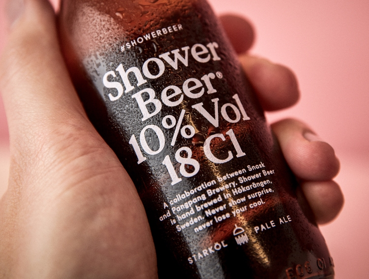 Image result for shower beer