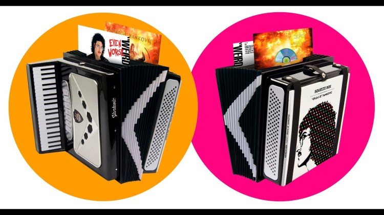 Squeeze Box The Complete Works Of Weird Al Yankovic A