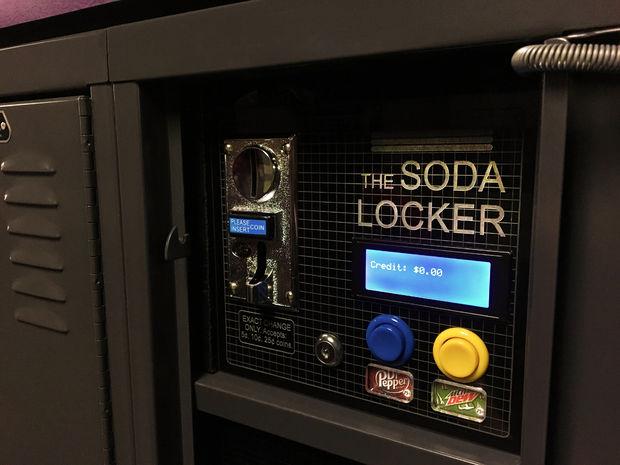 The Soda Locker