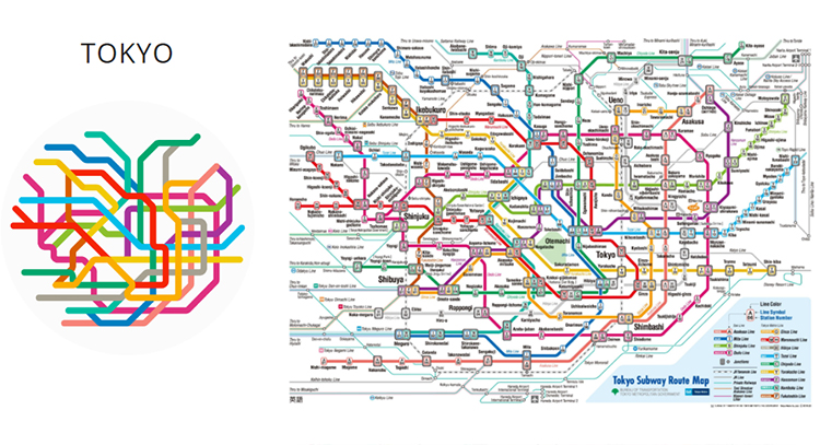 Game Of Thrones Subway Map.Mini Metros Shrunken And Simplified Metro And Light Rail System