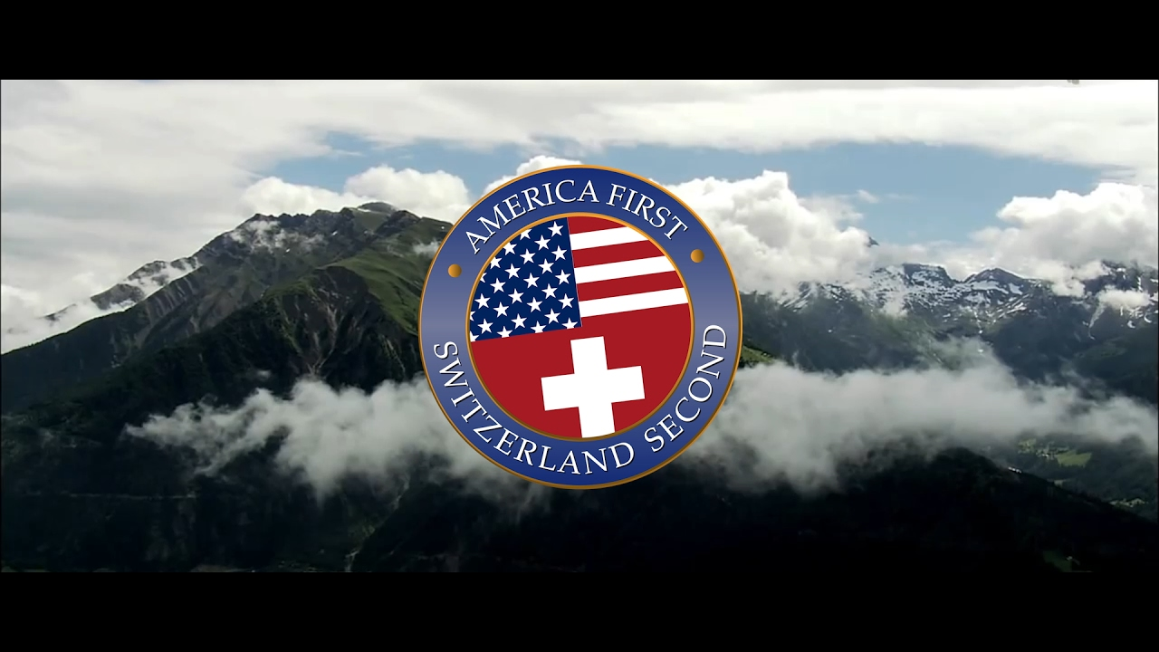 A Hilarious Parody Welcoming Donald Trump to Switzerland With His Own Style of Speaking