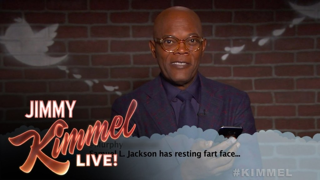 Celebrities Read Mean Tweets About Themselves on Jimmy Kimmel Live