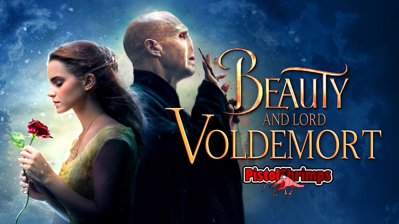 Emma Watson Faces An Old Enemy In Beauty And Lord Voldemort
