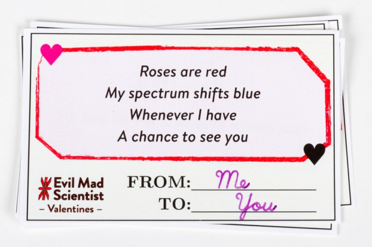 EMS Valentine Excited State Spectrum Shift