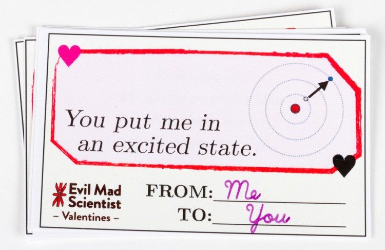 EMS Valentine Excited State
