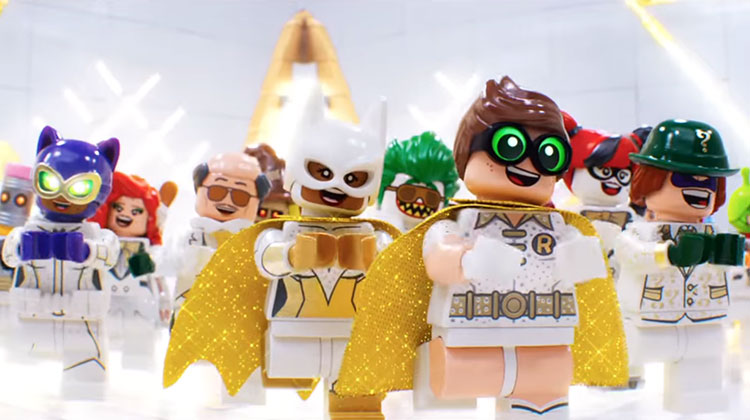 The Joyful Music Video for Lego Batman Movie's End-Credit Song ...