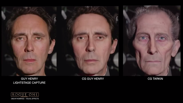 A Look At How Industrial Light Amp Magic Digitally Recreated