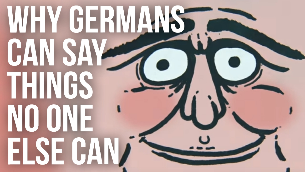 How the German Language Uses Compound Words to Efficiently Describe Emotional States