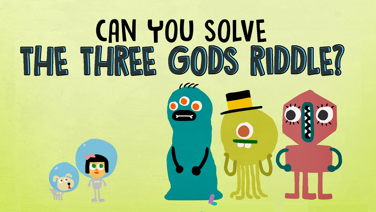 How to Solve the 'The Three Gods Riddle', Which Has Been Described 'Hardest Logic Puzzle Ever'