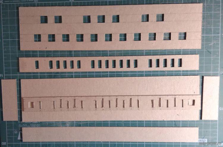 Paper Organ Base