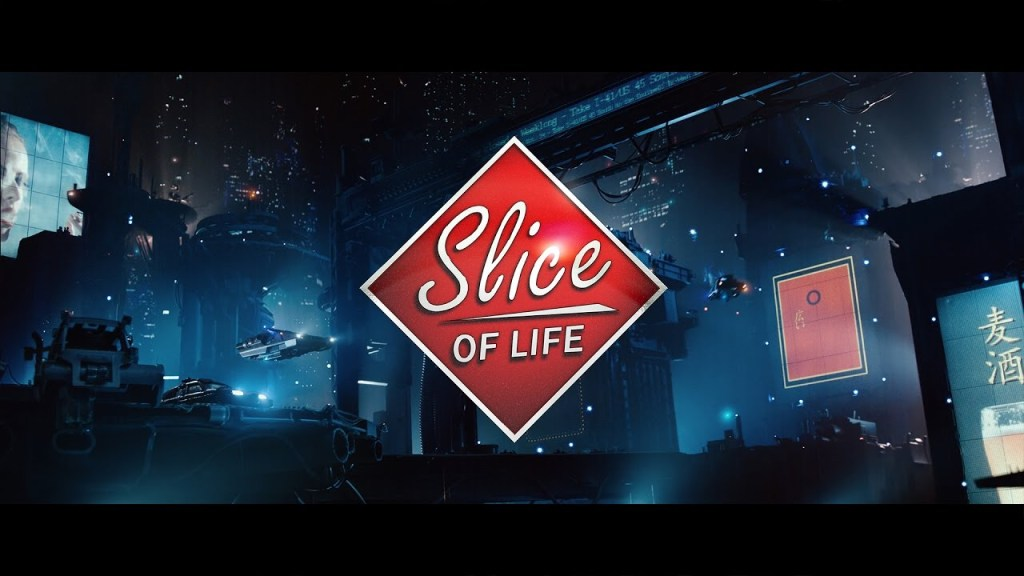 Slice Of Life An Upcoming Science Fiction Fan Film Set In