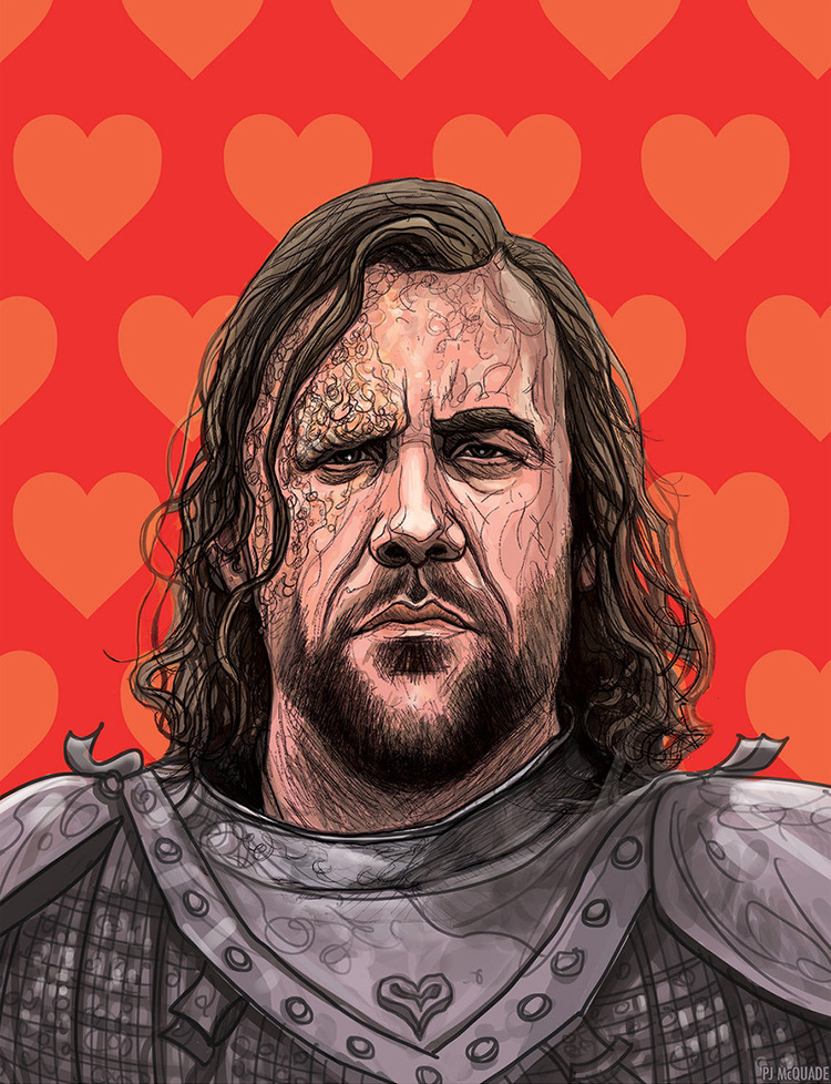 The Hound U2013 Game Of Thrones