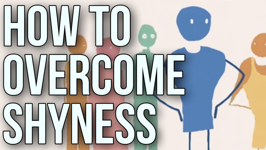 How Shyness Can Be Overcome By Valuing Oneself As Equal to Everyone Else in Any Situation