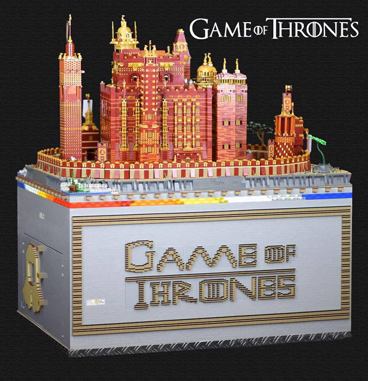 LEGO Game of Thrones Red Keep