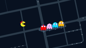 Ms Pacman Google Maps