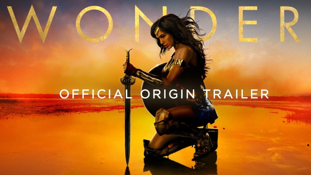 New Wonder Woman Trailer Explores the Origin Story of the Legendary Amazon Warrior Princess