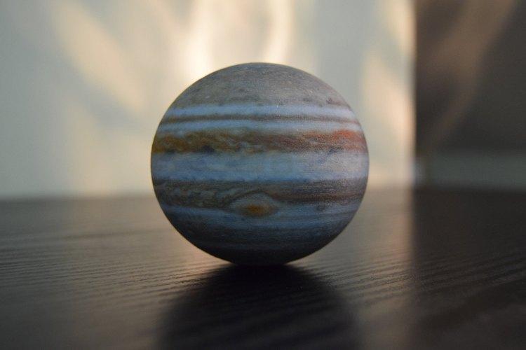 Oblate Jupiter