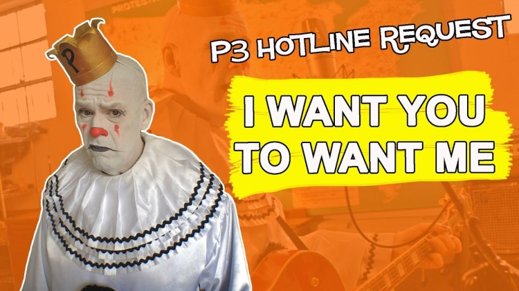 Puddles Pity Party Performs an Emotional Cover of 'I Want You To Want Me' by Cheap Trick