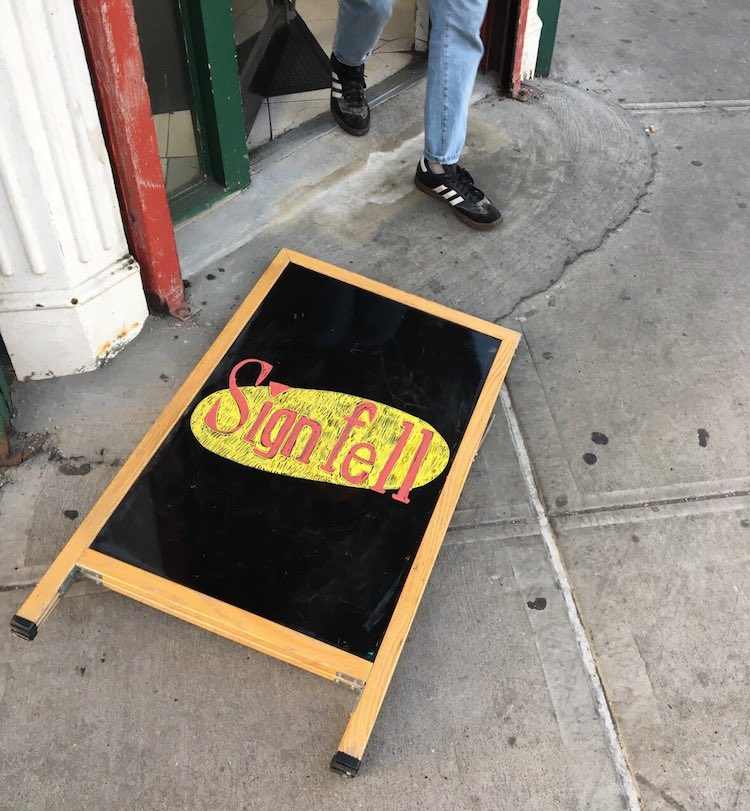 Signfell