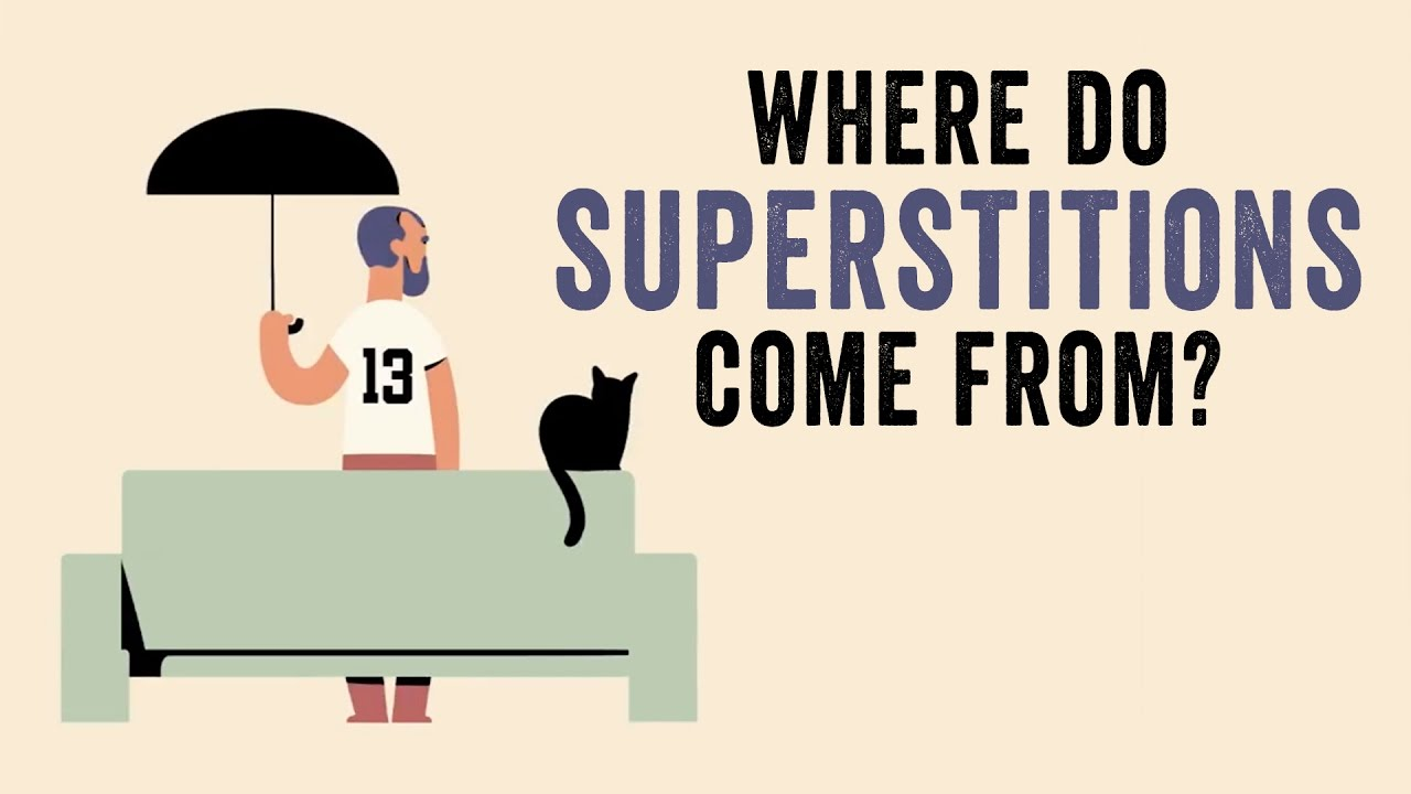 the origins of common superstitions The surprising origins behind common superstitions are often fascinating ancient romans believed mirrors held fragments of our souls, and that shattering them therefore represented a crack in.