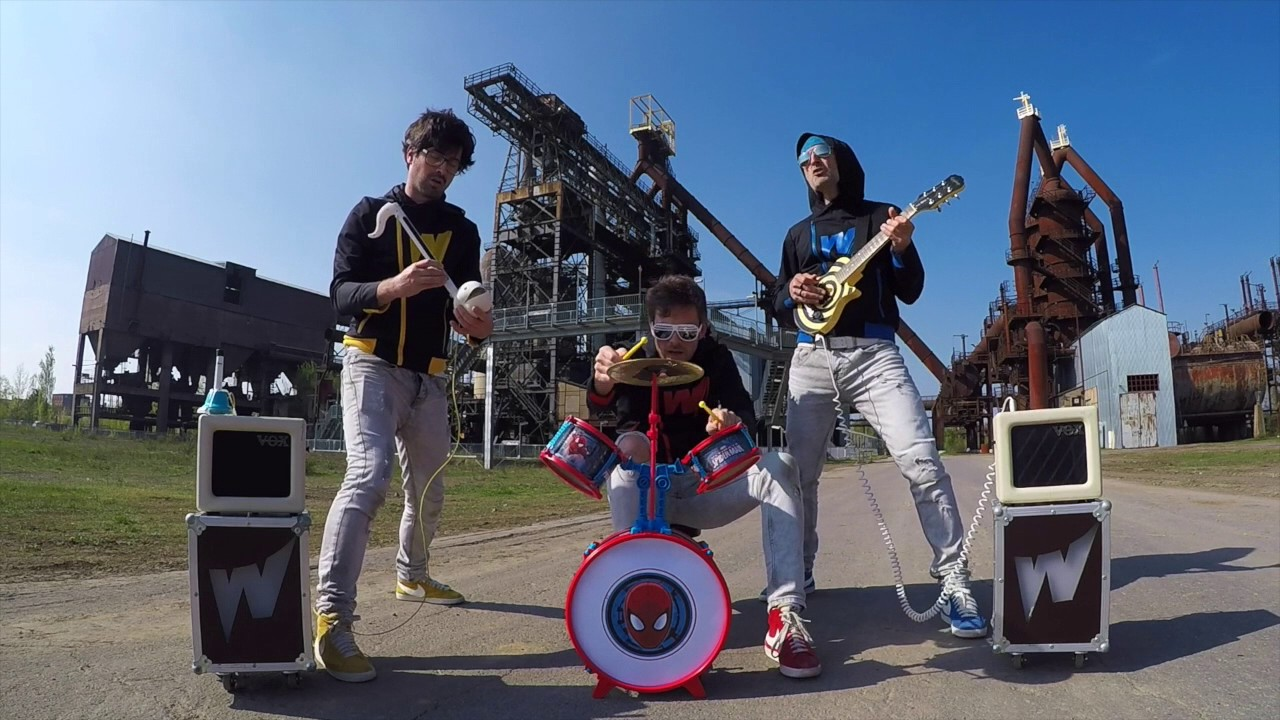 An Incredible Toy Instrument Cover Of The Rage Against The