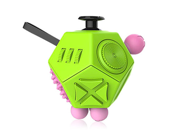 Dodecagaon Tactile Toys