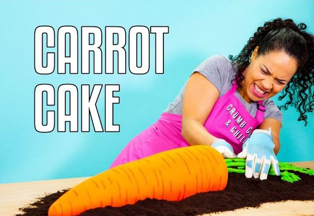 Yolanda Gampp Carrot Cake Recipe