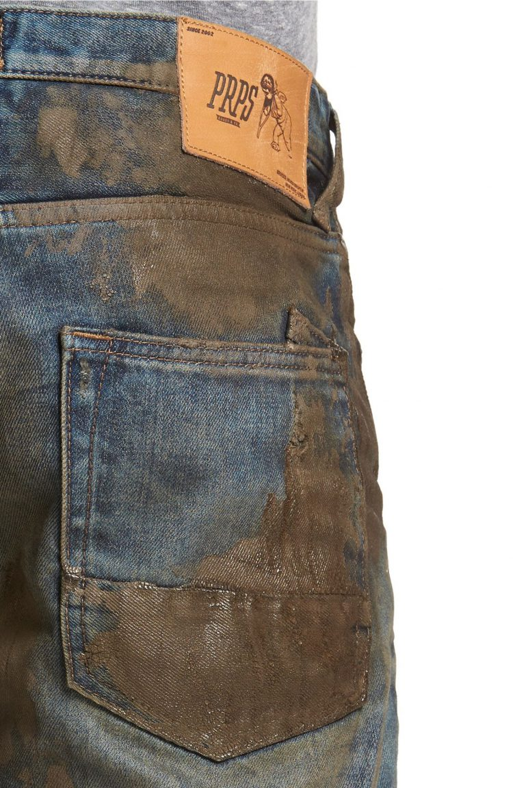 PRPS Back Muddy Jeans