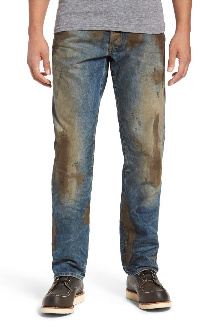 PRPS Muddy Jeans
