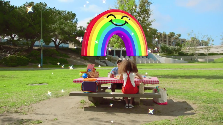Snapchat Releases World Lenses, Their New Series of Creative Augmented Reality Filters