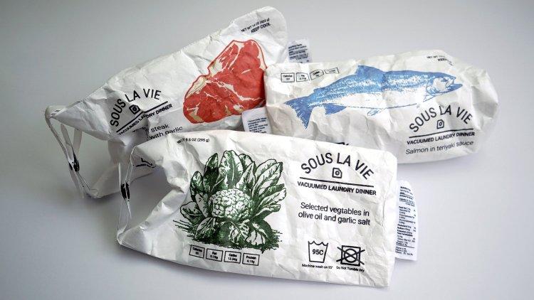 Sous La Vie Bags