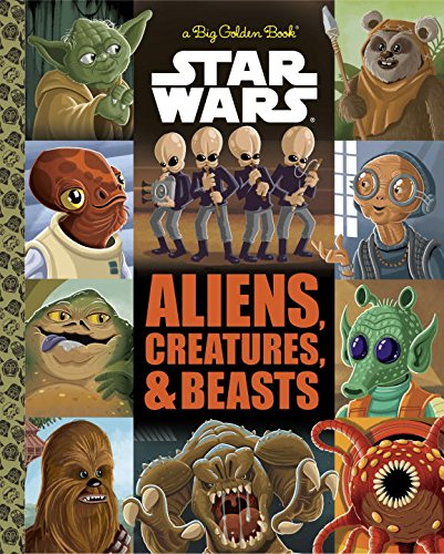 The Big Golden Book of Aliens, Creatures, and Beasts
