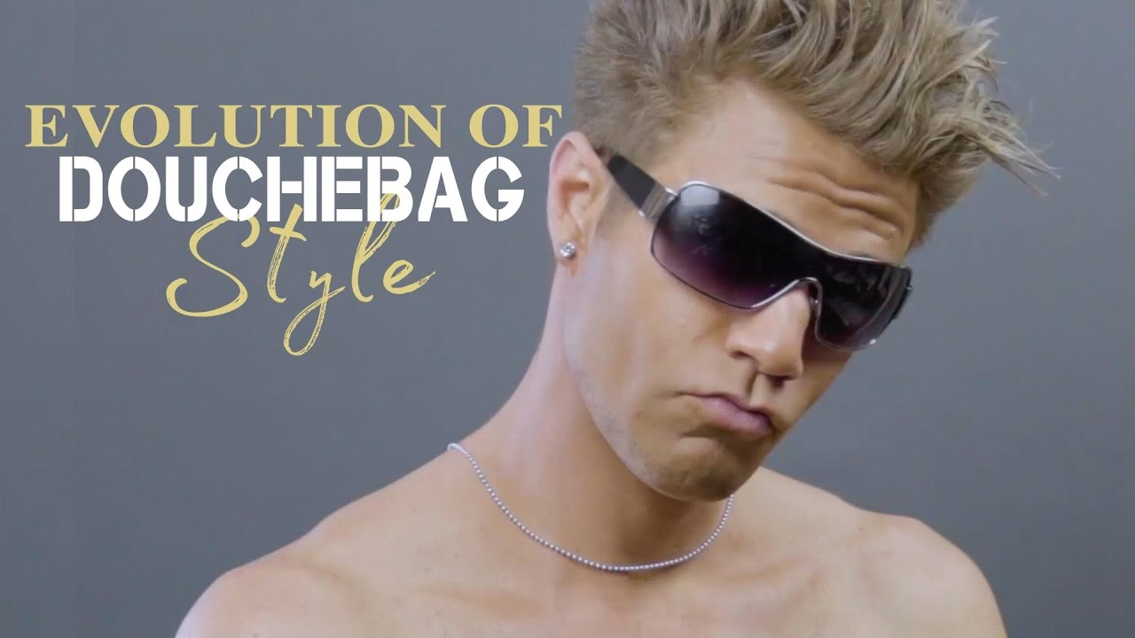 How Douchebag Style Has Evolved Over 70 Years