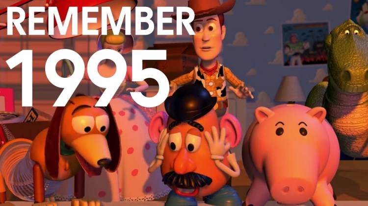 A Pop Culture Nostalgia Trip to the Year 1995