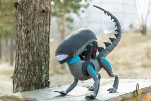 Alien Xenomorph Plush