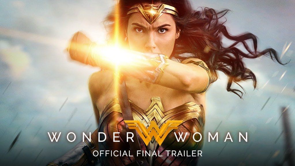 Diana Unleashes the Amazon Warrior Princess Within in the Final Wonder Woman Trailer