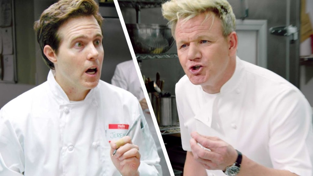 Gordon Ramsay Hilariously Teaches New Students How to Curse at the Academy of Kitchen Outrage