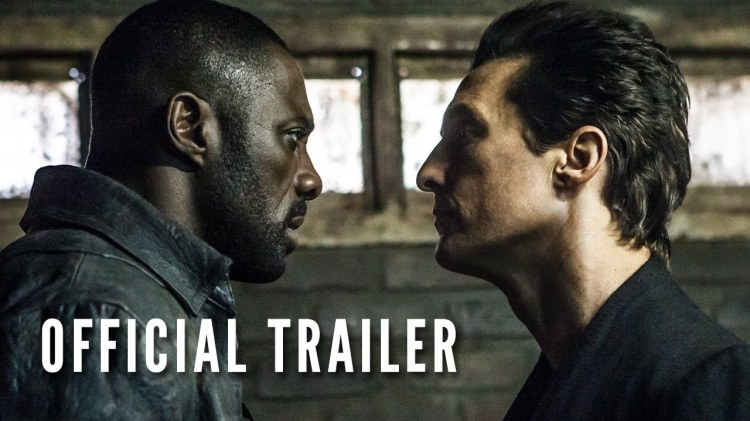 Idris Elba and Matthew McConaughey Duel in a Thrilling Trailer for Stephen King's The Dark Tower