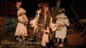 Johnny Depp Surprises Fans as Captain Jack Sparrow