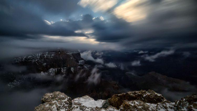 kaibab elegy - skyglowproject - harun mehmedinovic