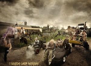 Mad Max Childrens Photo Shoot