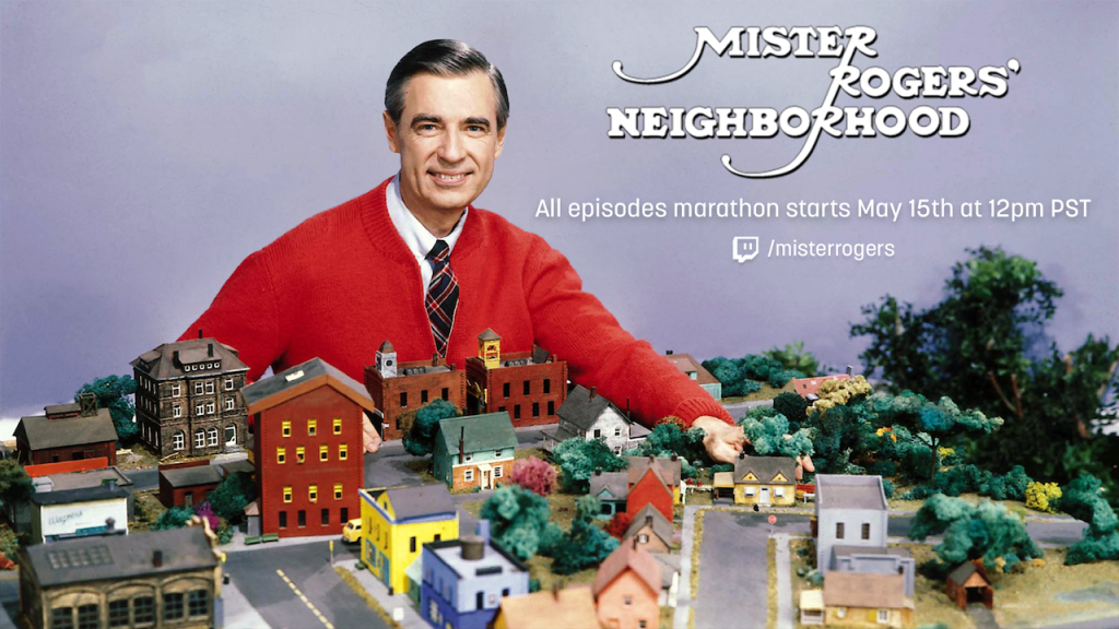 Mister Rogers' Neighborhood Marathon